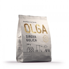 Sirova golica 200g - photo ambalaze