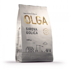 Sirova golica 400g - photo ambalaze