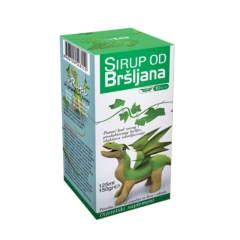 Sirup od bršljana 125ml - photo ambalaze