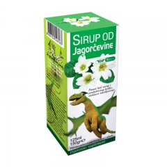 Sirup od jagorčevine 125ml - photo ambalaze