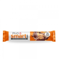 Smart bar kikiriki puter 64g - photo ambalaze