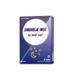 Smirela Noć - photo ambalaze