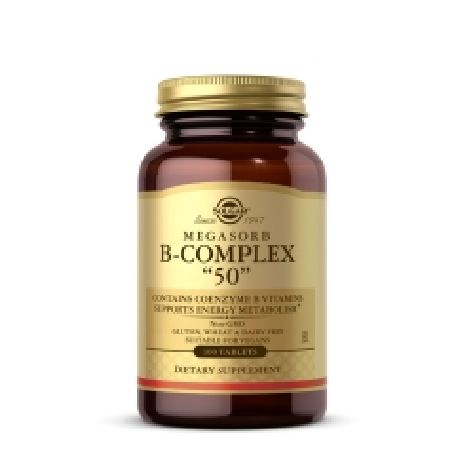 Kompleks vitamina B 100 tableta - photo ambalaze