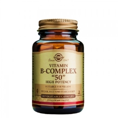 Kompleks vitamina B 100 tableta - photo ambalaze