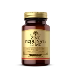 Cink picolinate 22mg 100 tableta - photo ambalaze
