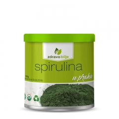Spirulina u prahu 100g - photo ambalaze