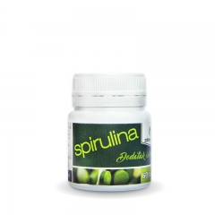 Spirulina - photo ambalaze