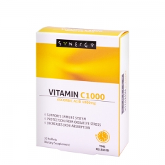 Vitamin C 30 tableta - photo ambalaze