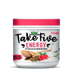 Take Five - Energy - photo ambalaze