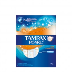 Tamponi Pearl Super Plus 24 kom - photo ambalaze