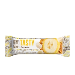 Natural Oat Bar Banana 50g - photo ambalaze