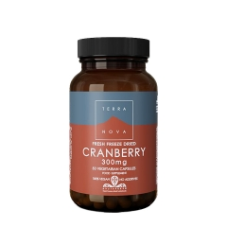 Cranberry 300mg 50 kapsula - photo ambalaze