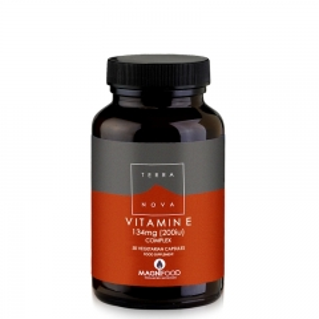 Vitamin E 200IU - photo ambalaze