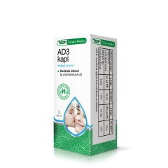 Vitamin AD3 10ml - photo ambalaze