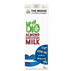 Almond Milk - photo ambalaze
