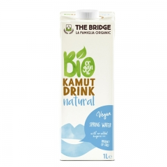 Kamut Drink Natural - photo ambalaze