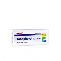 Tocopherol 30 tableta - photo ambalaze