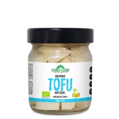 Organski tofu natural 300g - photo ambalaze