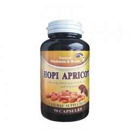 Vitamin B17 90 kapsula - photo ambalaze