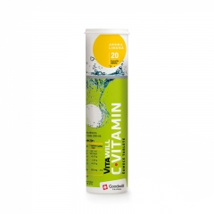 Vitawill vitamin C 20kom - photo ambalaze