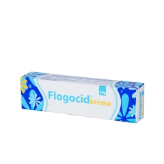 Flogocid krema 20g - photo ambalaze