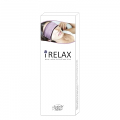 iRelax jastuče za oči - photo ambalaze