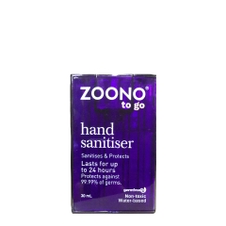 GermFree 24 Hand sanitiser sprej 30ml - photo ambalaze