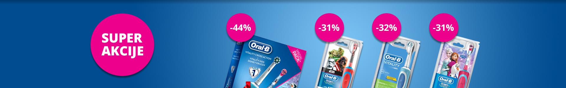 Oral B proizvodi