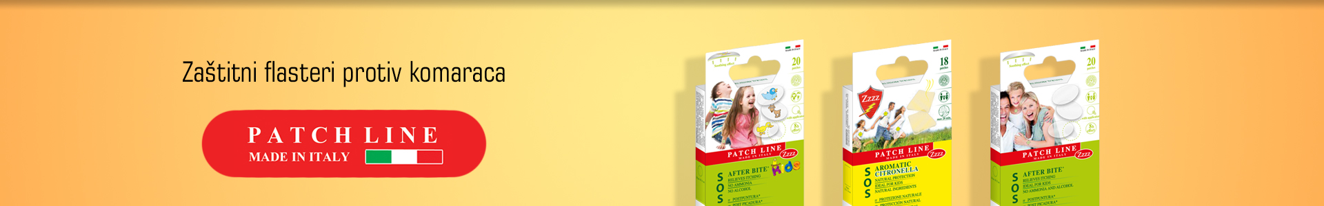 Patch line